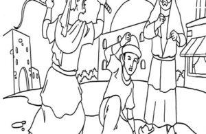 Utsman bin Affan Tetap Menyembah Allah Meski Terus Dicambuk Pamannya