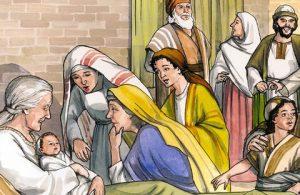 Nabi Imran dan Hanna adalah Orangtua Maryam