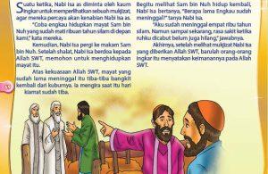 Nabi Isa Menghidupkan Sam bin Nuh dari Kubur yang Meninggal 4 Ribu Tahun (69)