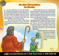 Nabi Musa dan Ahli Ibadah 350 Tahun Penghuni Neraka Paling Dalam (49)