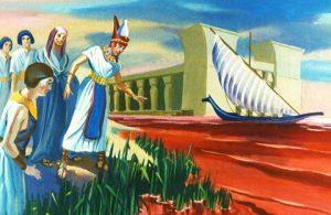 Nabi Musa dan Azab Darah di Sungai Nil