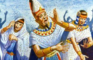 Nabi Musa dan Azab Serangan Kutu
