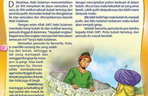 Nabi Sulaiman dan Pemuda Penghuni Kubah Permata (7)