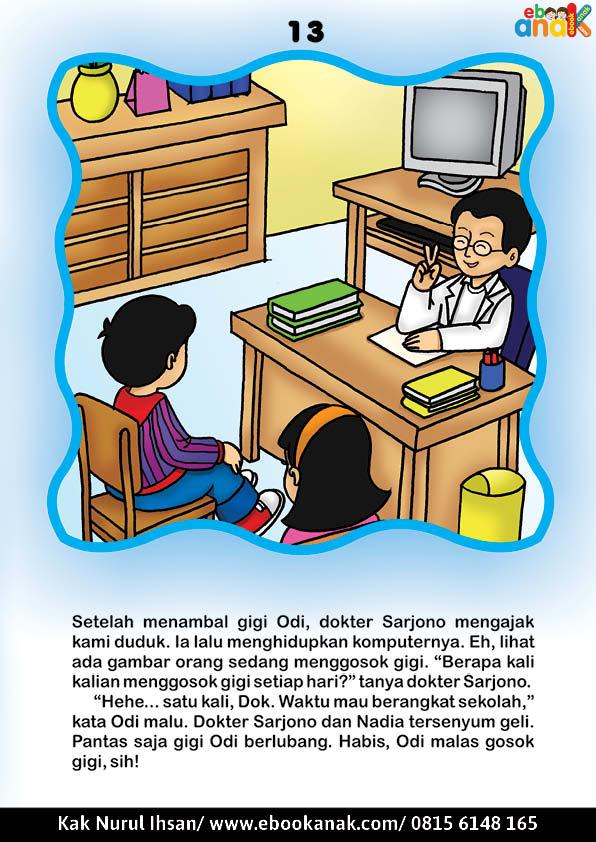 Odi Malas Gosok Gigi (13)