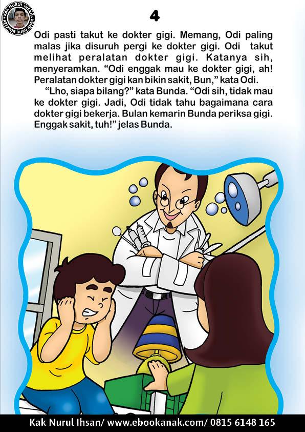 Odi Takut ke Dokter Gigi (4)