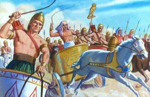 Pasukan Firaun Terus Mengejar Nabi Musa dan Pengikutnya