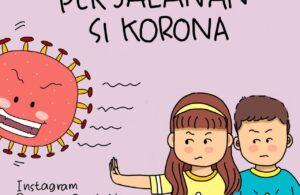 Ebook Seri Covid-19: Perjalanan Si Korona