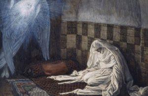 Pesan Malaikat Kepada Nabi Zakaria