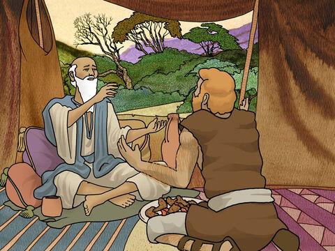 Peti Pemberian Nabi Adam kepada Nabi Syits yang Harus Selalu Terkunci