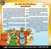 Raja yang Mencari Kota dan Pemiliknya yang Abadi (65)