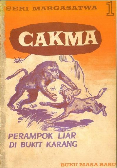 Seri Margasatwa Cakma, Perampok Liar Di Bukit Karang