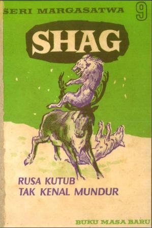 Ebook Anak Jadul 1974 Seri Margasatwa: Shag, Rusa Kutub tak Kenal Mundur (9)