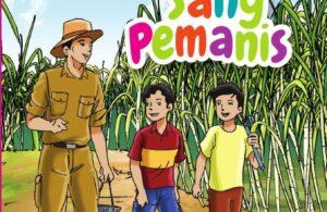 Ebook Seri Komik Pertanian: Tebu Sang Pemanis