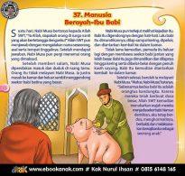 Tetangga Nabi Musa di Surga yang Berayah Ibu Babi (37)
