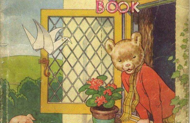 The New Rupert Book 1946