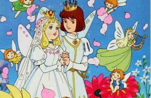Thumbelina Menikah dengan Pangeran Mungil Peri Negeri Bunga