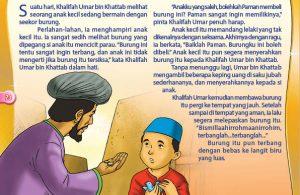 Umar bin Khattab dan Anak Kecil Pemilik Burung(73)