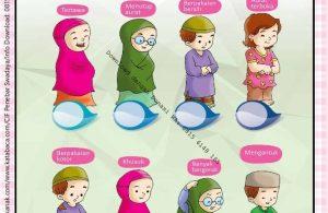 Workbook Brain Games Rukun Islam, yang Membatalkan Shalat (16)