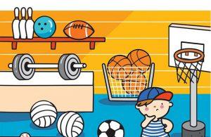 Worksheet Mencari Benda Olahraga (8)
