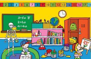 Worksheet Mencari Peralatan Belajar di Kelas (11)