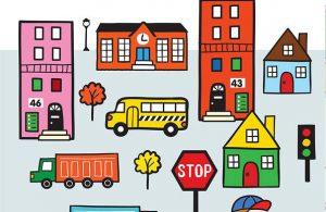 Worksheets Mencari Benda di Kota (3)