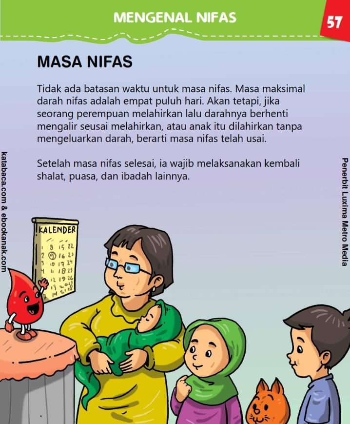 Masa Nifas dalam Islam