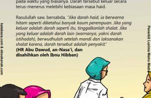 Pengertian Istihadah dalam Islam