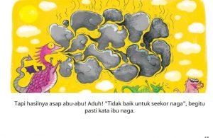 baca buku cerita online-drake si naga ajaib_004 Drake Si Naga Menyemburkan Asap Abu-Abu