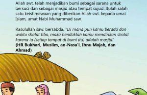 Inilah Keistimewaan umat Islam
