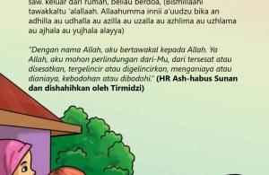 Inilah Doa Nabi Saw Ketika Pergi ke Masjid