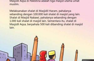 inilah Tiga Masjid Utama di Dunia