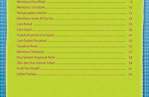 Daftar Isi Buku Fiqih Islam For Kids Jilid 6