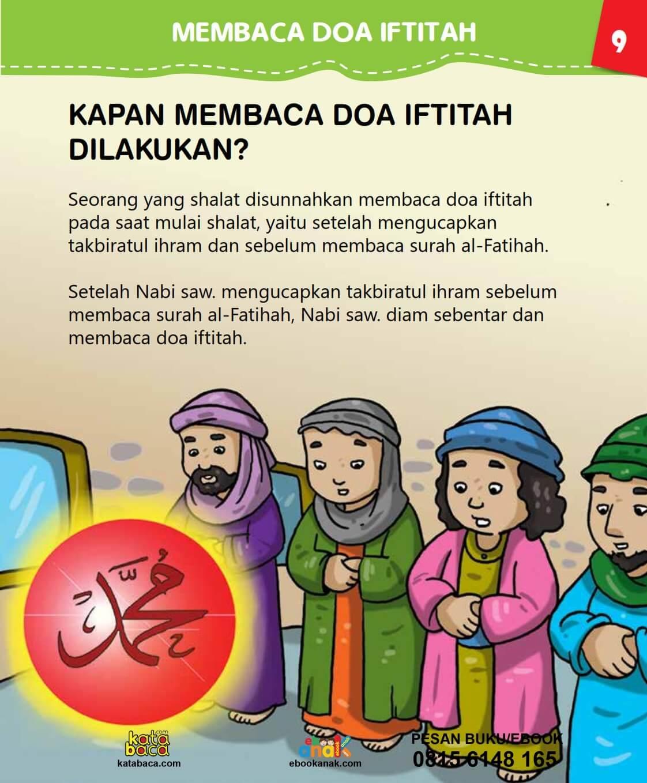 Kapan Kita Baca Doa Iftitah Ketika Shalat?