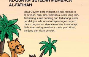 Cara Nabi Baca Surah Al Quran Setelah Baca Al Fatihah