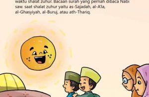 Bacaan dalam Shalat Zuhur