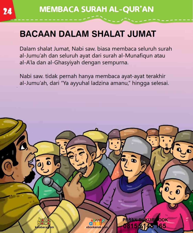 Bacaan dalam Shalat Jumat