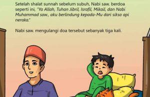 Doa Setelah Shalat Sunnah Sebelum Subuh