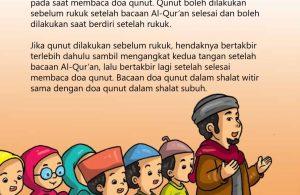 Kapan Membaca Doa Qunut?