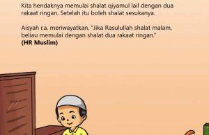 Memulai Shalat Qiyamul Lail dengan Dua Rakaat Ringan
