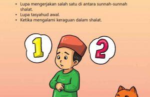 Hal-Hal yang Menyebabkan Sujud Sahwi (3)