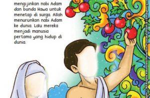 baca buku online aku cinta rasul kisah teladan 25 nabi dan rasul jilid 111 Sejak Kapan Allah Menurunkan Adam dan Hawa ke Bumi