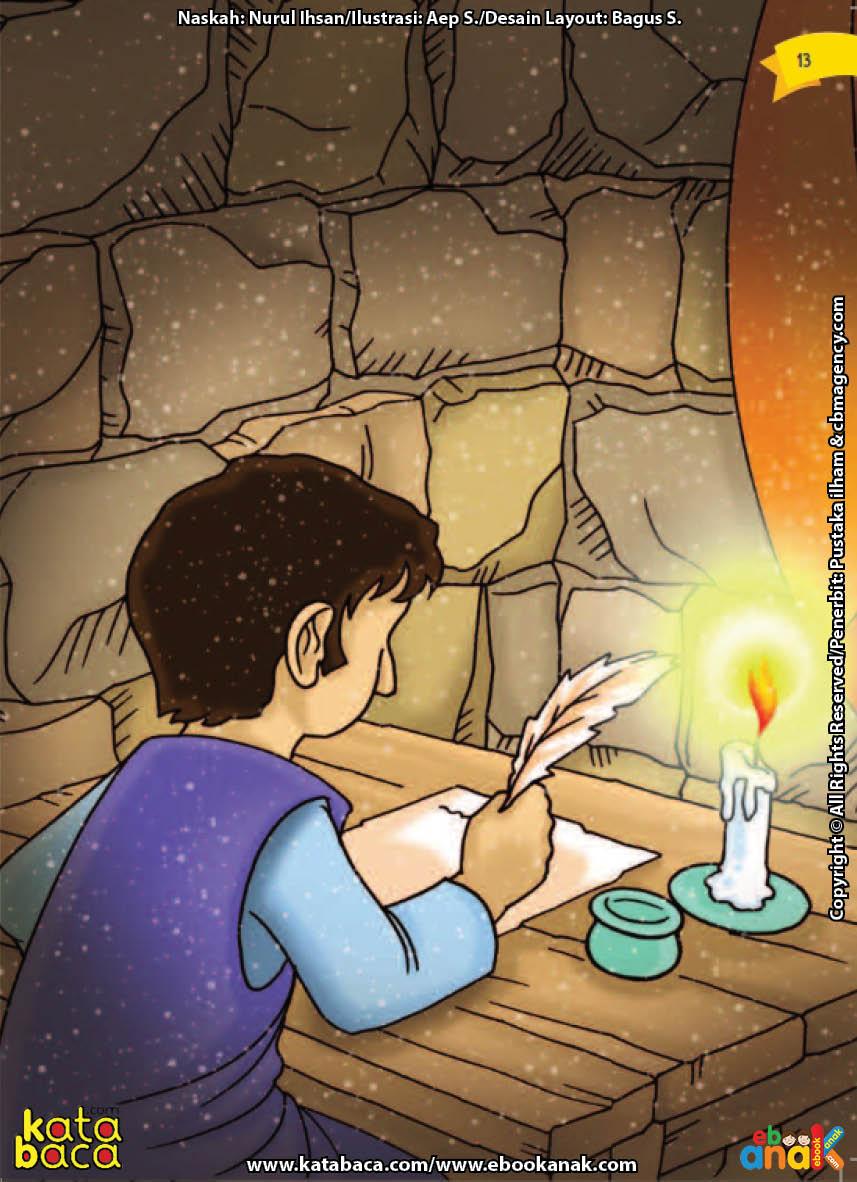 baca buku online aku cinta rasul kisah teladan 25 nabi dan rasul jilid 113 Inilah Alasan Nabi Syits Mengangkat Nabi Idris Menjadi Muridnya