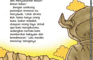 baca buku online aku cinta rasul kisah teladan 25 nabi dan rasul jilid 117 Kenapa Istri dan Putra Nabi Nuh Bertikai dengan Nabi Nuh
