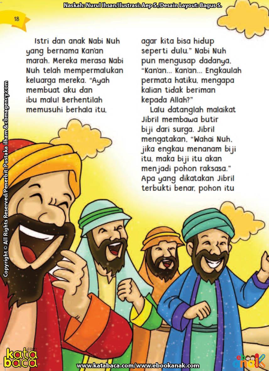 baca buku online aku cinta rasul kisah teladan 25 nabi dan rasul jilid 118 Siapa Nama Nabi yang Menerima Butiran Biji dari Surga