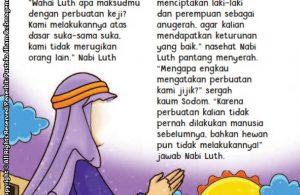 baca buku online aku cinta rasul kisah teladan 25 nabi dan rasul jilid 213 Apa Saja Nasihat Nabi Luth Kepada Kaum Sodom