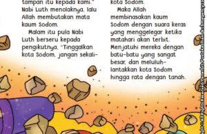 baca buku online aku cinta rasul kisah teladan 25 nabi dan rasul jilid 216 Nabi Luth Menyeru Kaumnya untuk Tidak Menoleh Ke Belakang