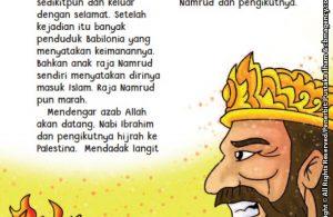 baca buku online aku cinta rasul kisah teladan 25 nabi dan rasul jilid 220 Ribuan Nyamuk Ganas Meryerang Kerajaan Namrud