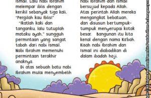 baca buku online aku cinta rasul kisah teladan 25 nabi dan rasul jilid 226 Bagaimana Cara Nabi Ibrahim Mengusir Iblis