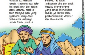 baca buku online aku cinta rasul kisah teladan 25 nabi dan rasul jilid 228 Apa Pesan Dua Tamu Misterius kepada Nabi Ibrahim