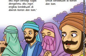 baca buku online aku cinta rasul kisah teladan 25 nabi dan rasul jilid 230 Pesan Penting Apa yang Disampaikan Nabi Ibrahim kepada Nabi Ishak